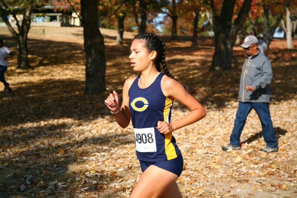 COC Insider: Amanda Finn leading cross-country team