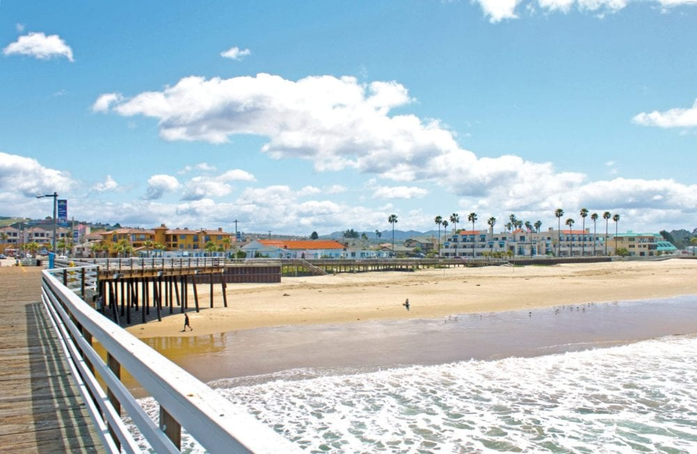 Pismo, the perfect fall break trip