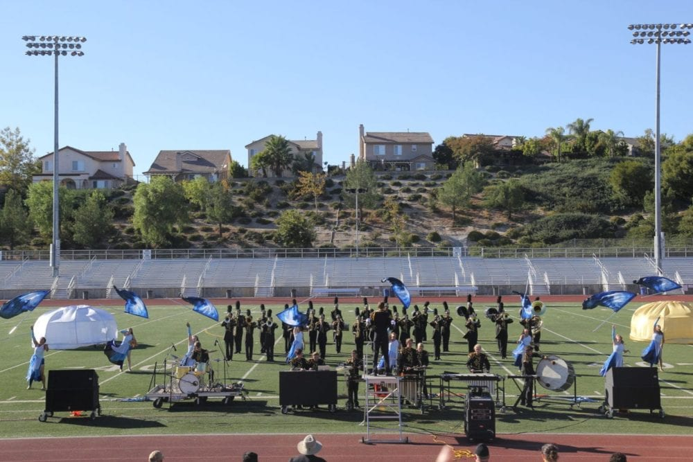 Wildcat Classic Marching Band Competition Hosts 20 SoCal Bands