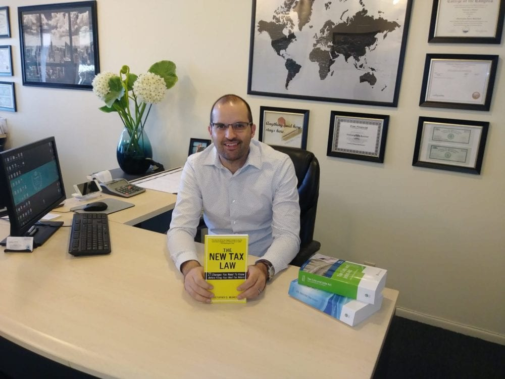 1118 SCV Business Journal Author Feature Munchof