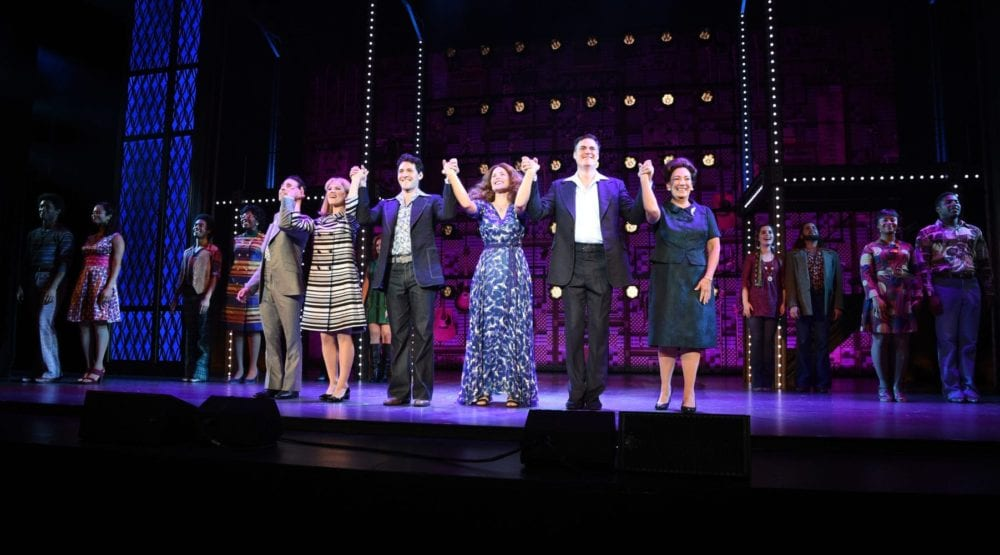 Opening night of Beautiful at The Pantages Theatre, Los Angeles, USA – 13 Sep 2018