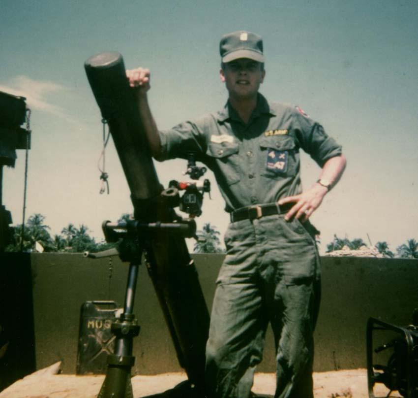 John W. Gerbing 4 Deuce Mortar