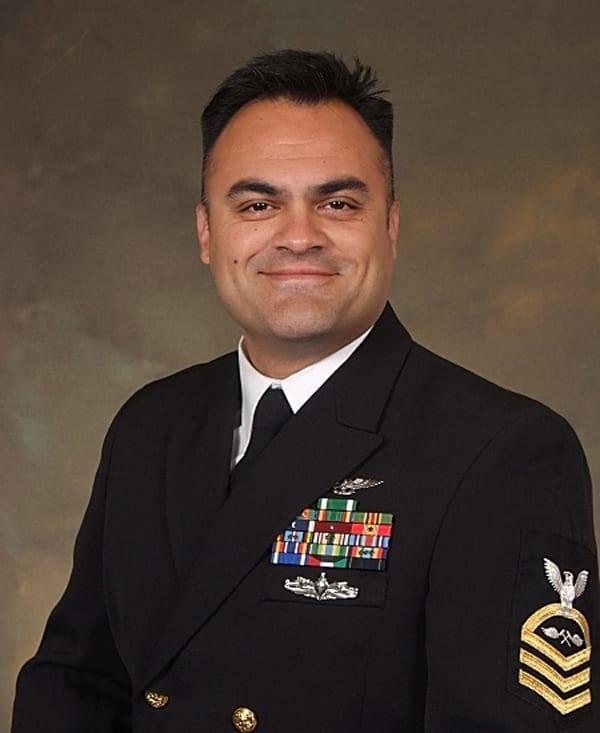 Juan M. Rivas Chief Petty Officer