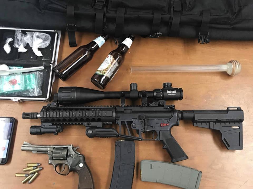 guns seized