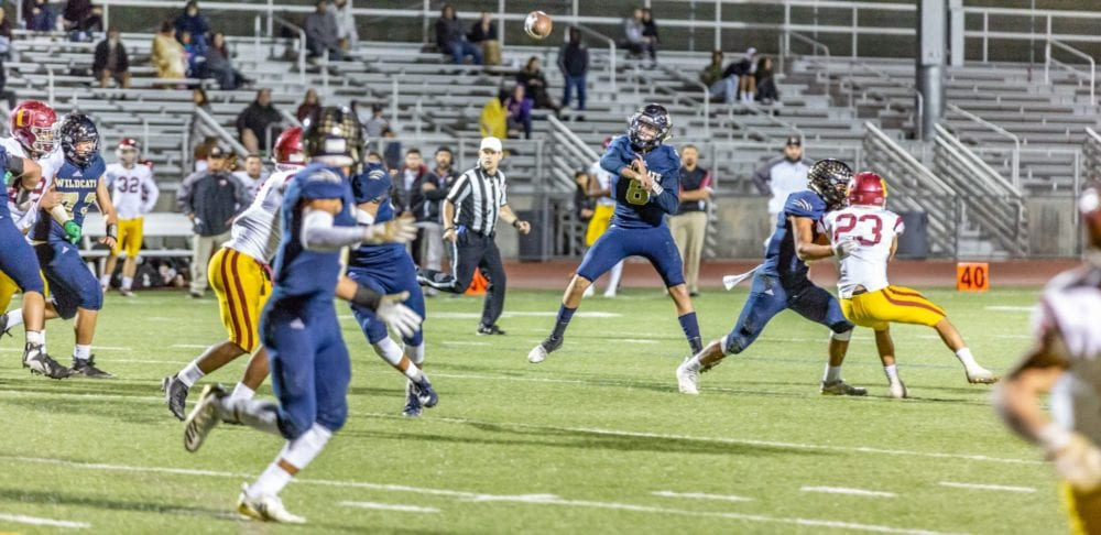 Turning the page on football records in the Foothill League