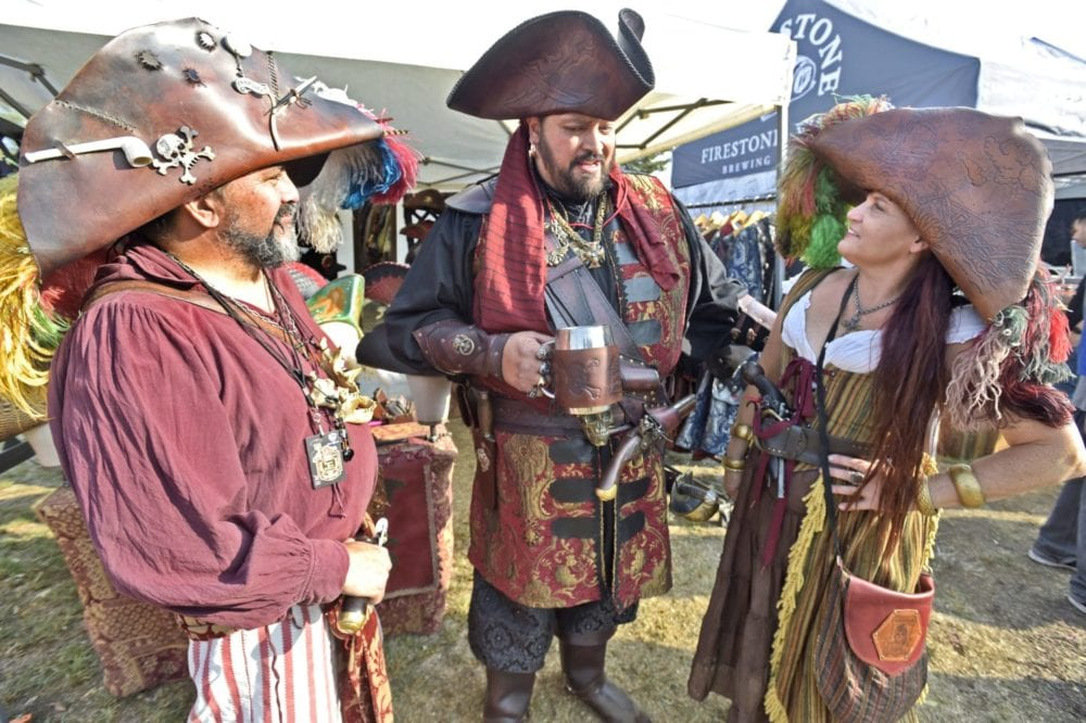 SCV Brewmasters holds fourth annual Pirate Festival