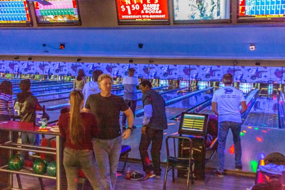 Valencia Lanes hosts seventh annual Bowling for Kids fundraiser