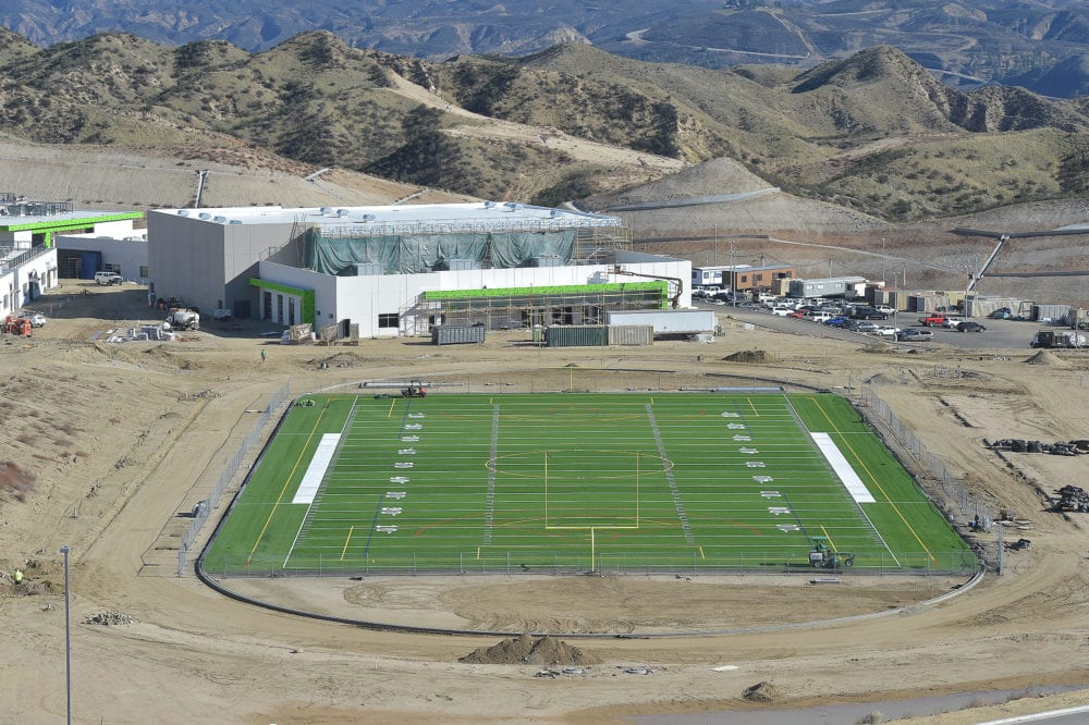 Castaic High School hires two athletic directors