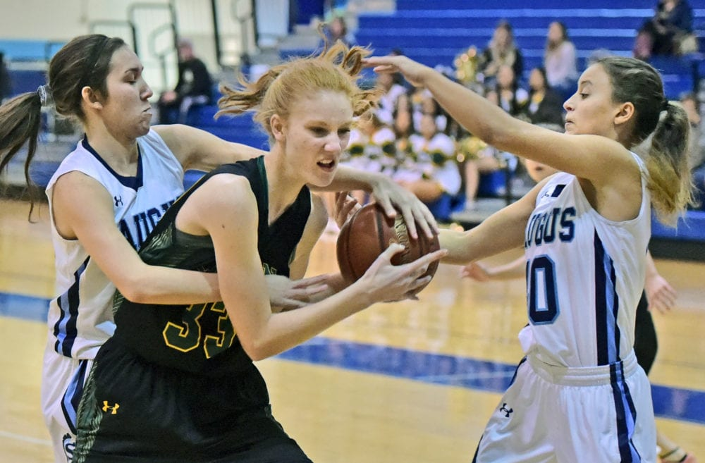 Saugus girls basketball beats Canyon for first time in seven years