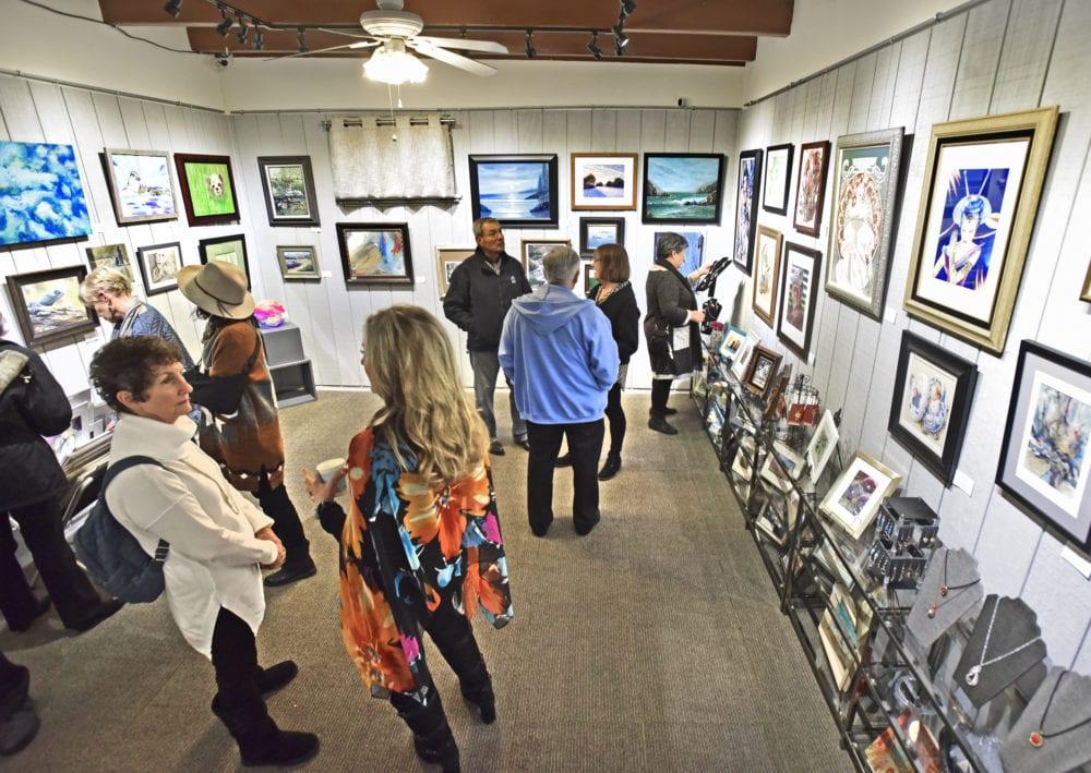 Santa Clarita Artists Association opens new gallery with new exhibit
