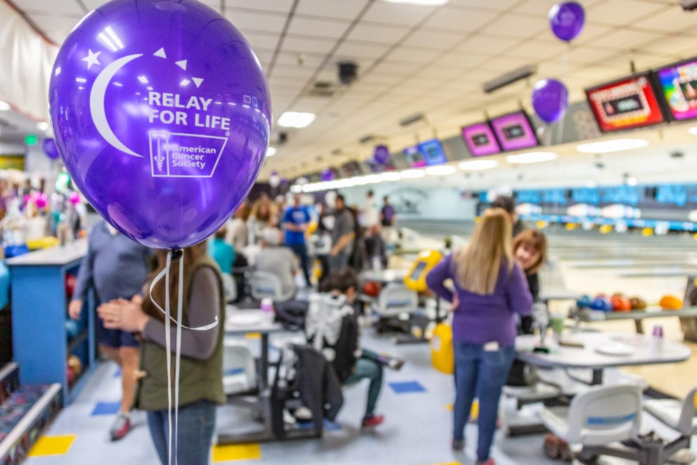 Relay for Life season begins with bowling kick-off