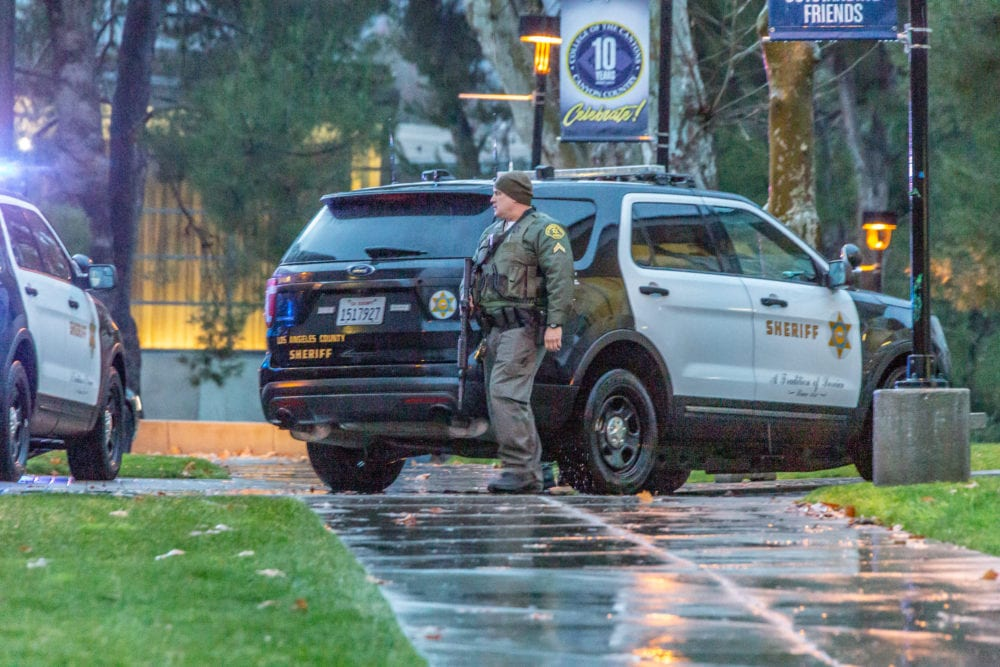College of the Canyons discusses lockdown, armed presence on campus