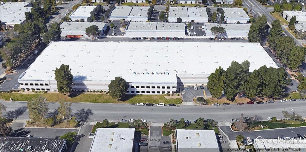 Triscenic Studios, full-service provider to entertainment industry leases industrial building in Valencia for $7.7 million. Courtesy of CBRE