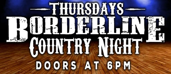 The Canyon gets set for Borderline 'Country Nights' event