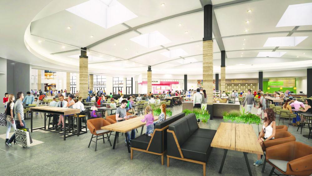 Westfield Valencia Town Center renovation kicks off in February