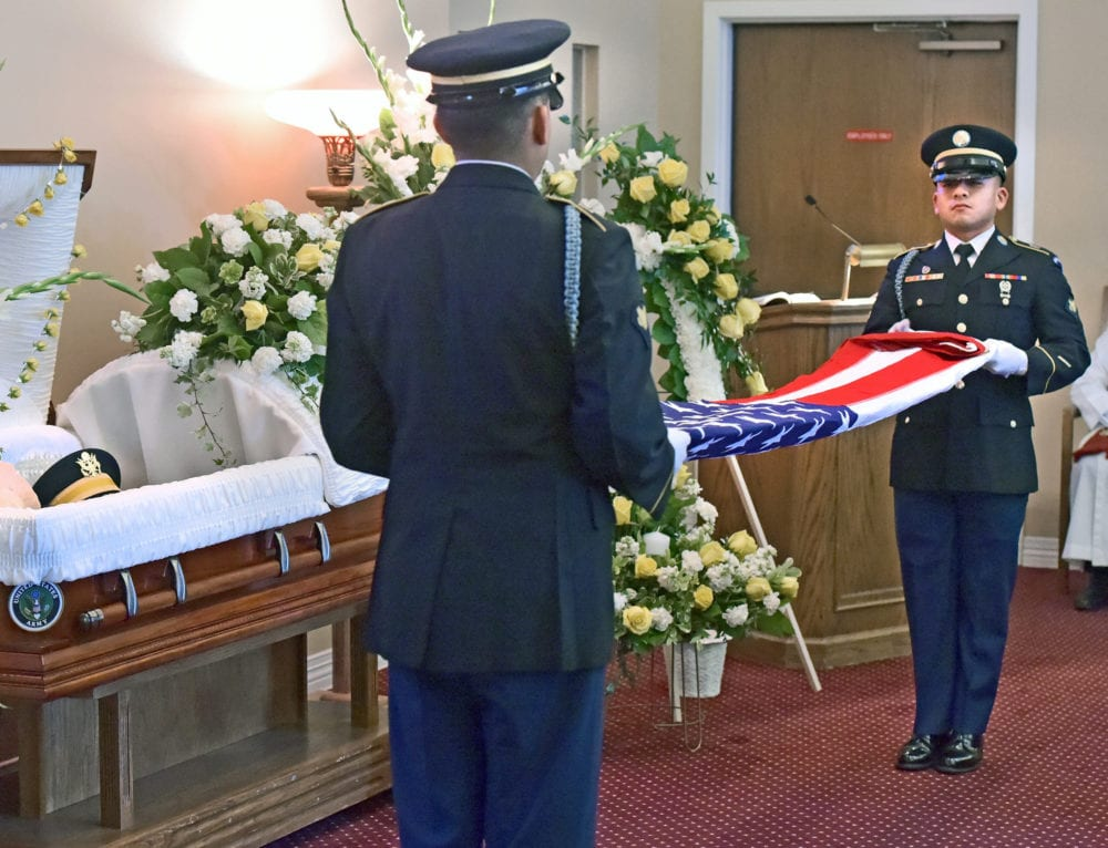 Canyon Country man, U.S. Army colonel memorialized for brave deeds