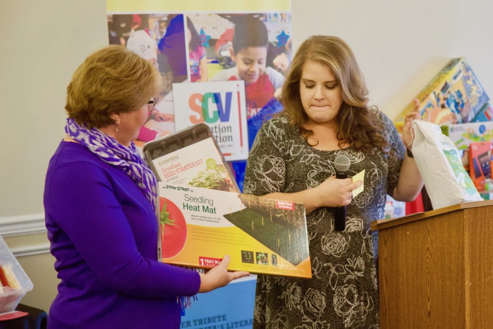 SCV Education Foundation distributes grants to local teachers