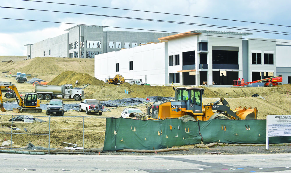 City Council OKs new zoning rules that allow for taller industrial buildings, more jobs