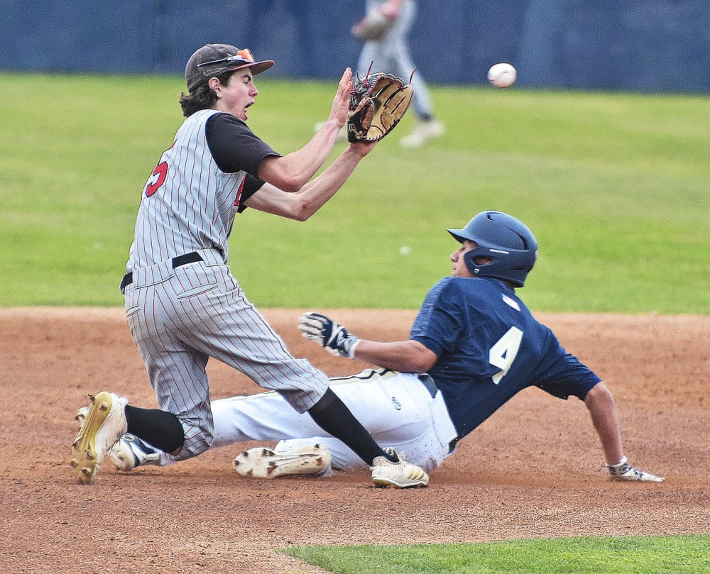 Early scoring gives West Ranch baseball edge over Hart