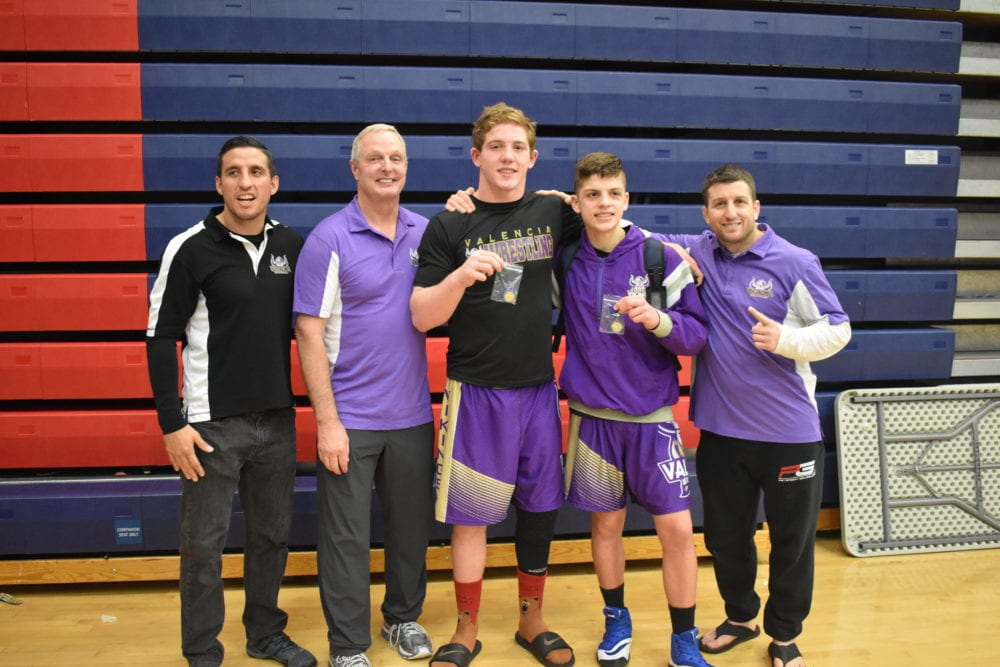 Valencia wrestling gets momentum from CIF-SS championships ahead of Masters Tournament
