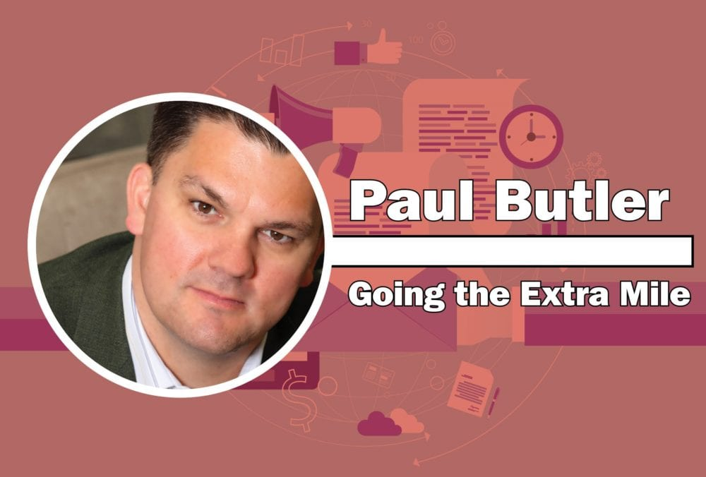 Paul Butler: Influencing others