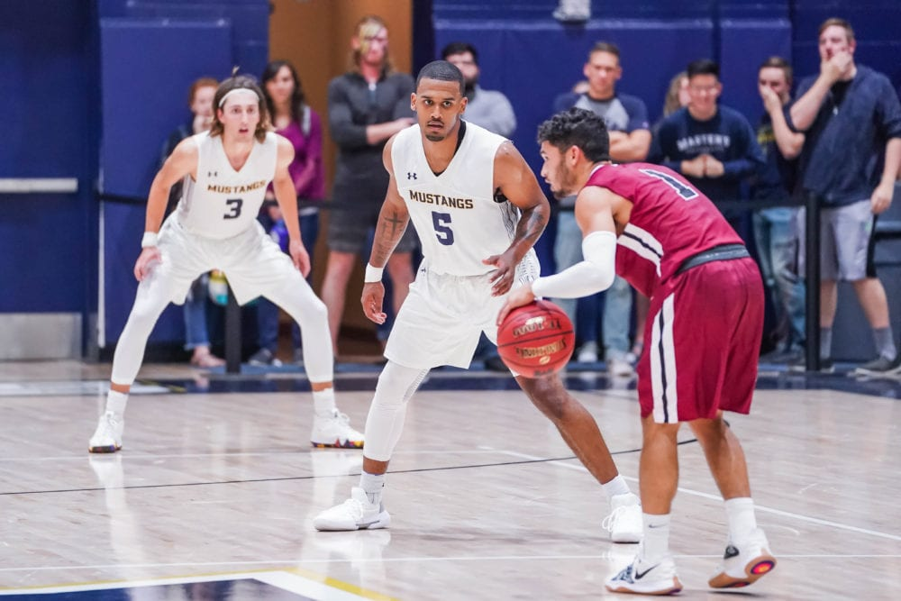 TMU Insider: Men's basketball prepares for matchup against Vanguard with first place up for grabs