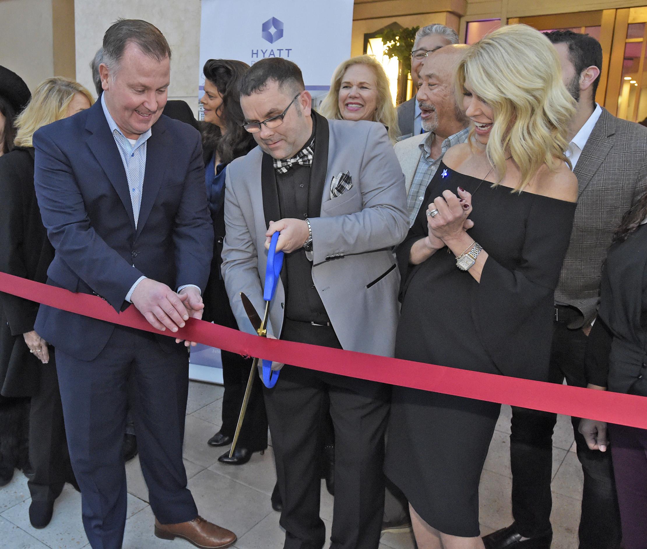 Hyatt Regency Valencia celebrates official grand re-opening