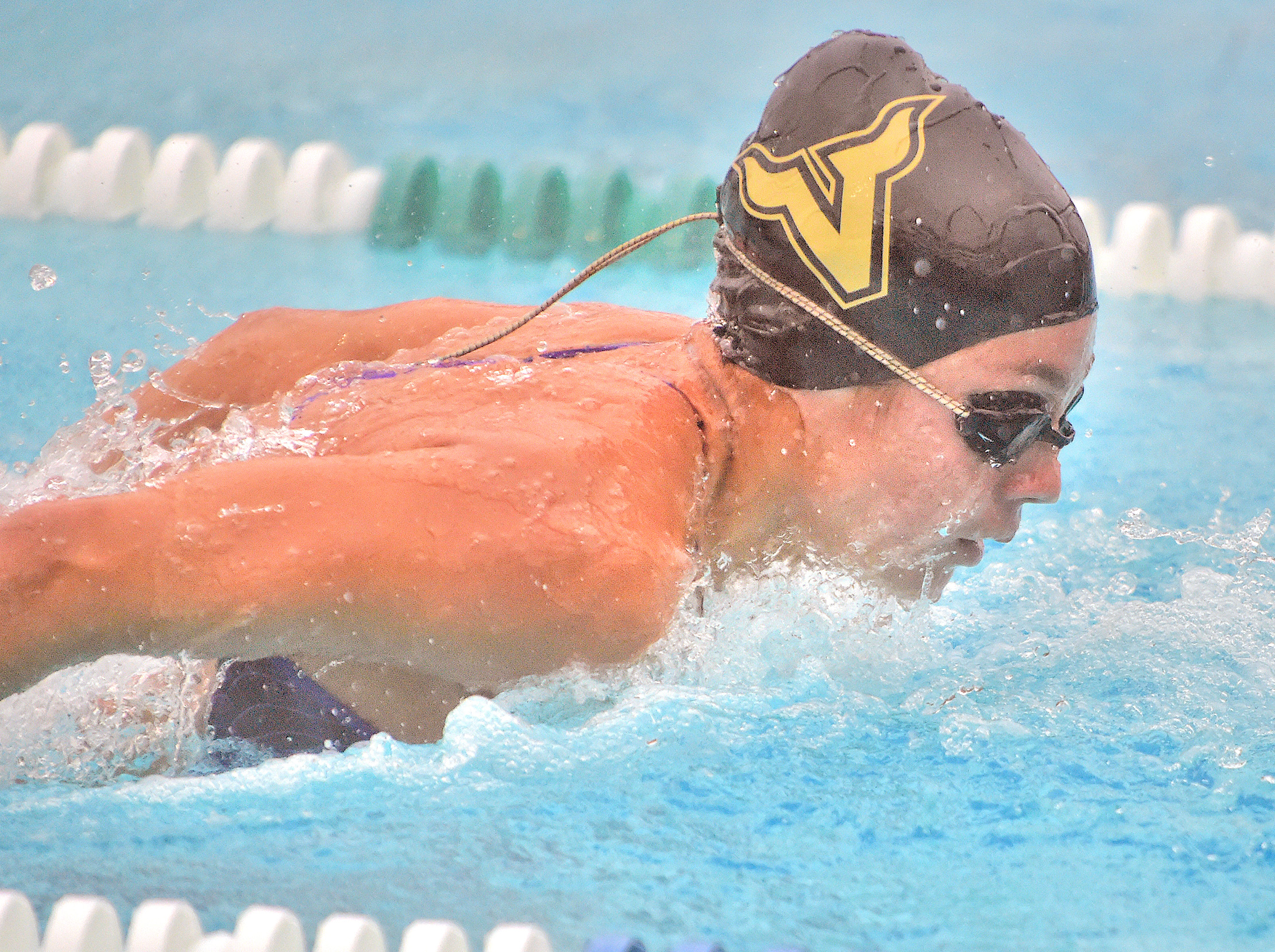 Foothill League swimmers embrace state meet atmosphere
