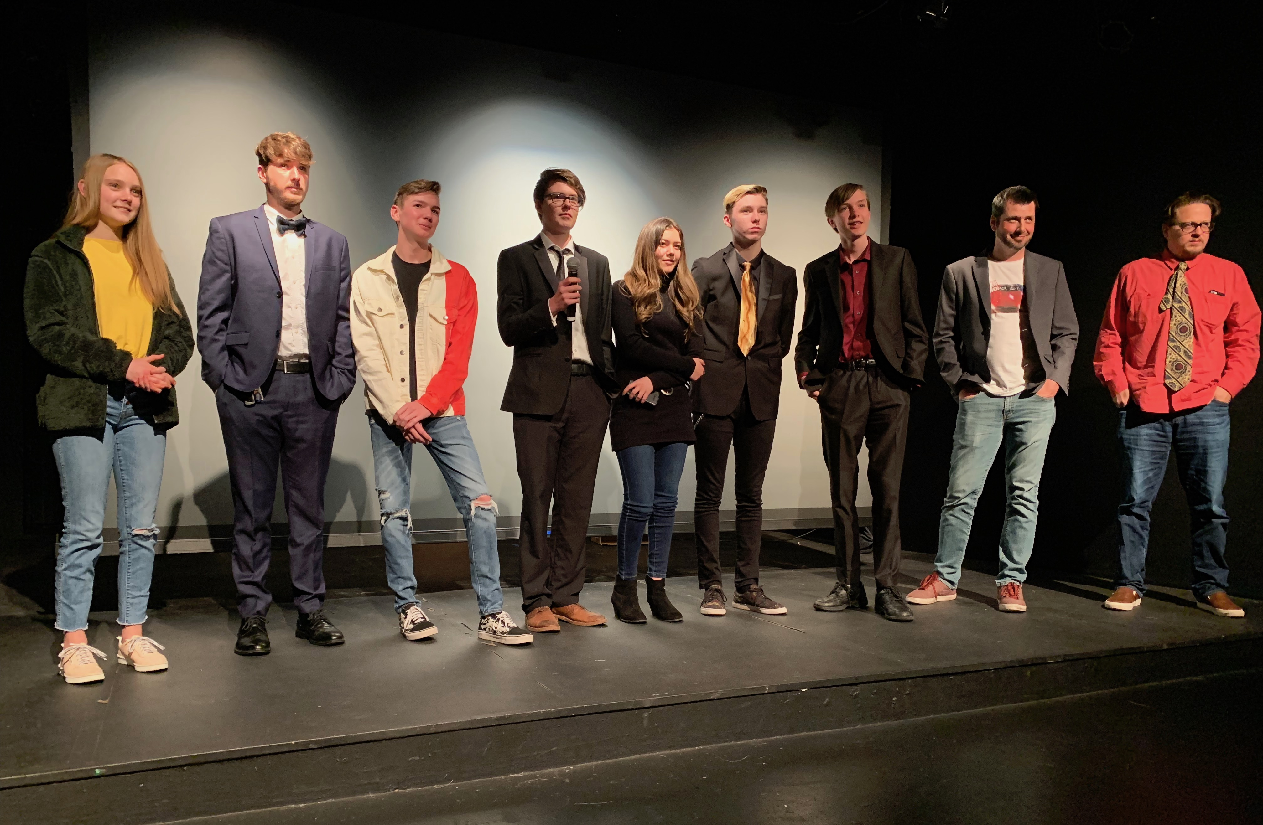 Debut of local filmmaker's second film gets full house
