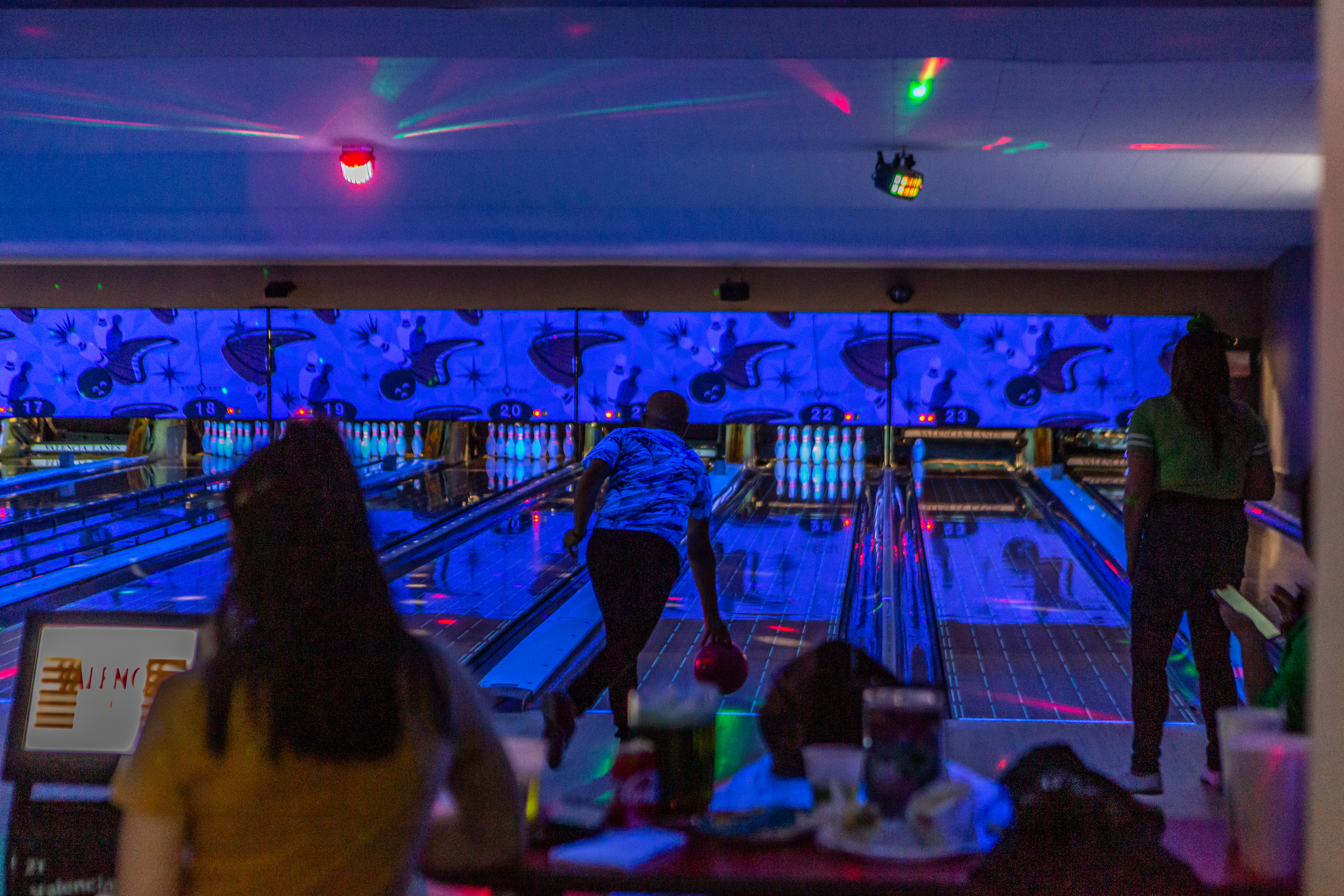 Bowling for Hope brings out competitive side on St. Patrick's Day