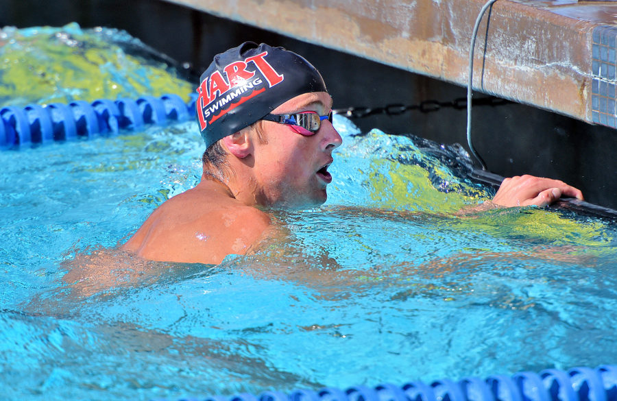 CIF-Southern Section Division 1 Swimming Championships results