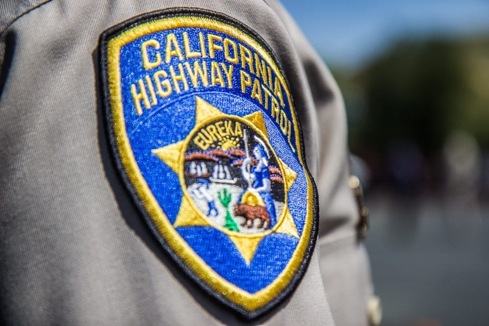 Man leads California Highway Patrol on 130 mph chase