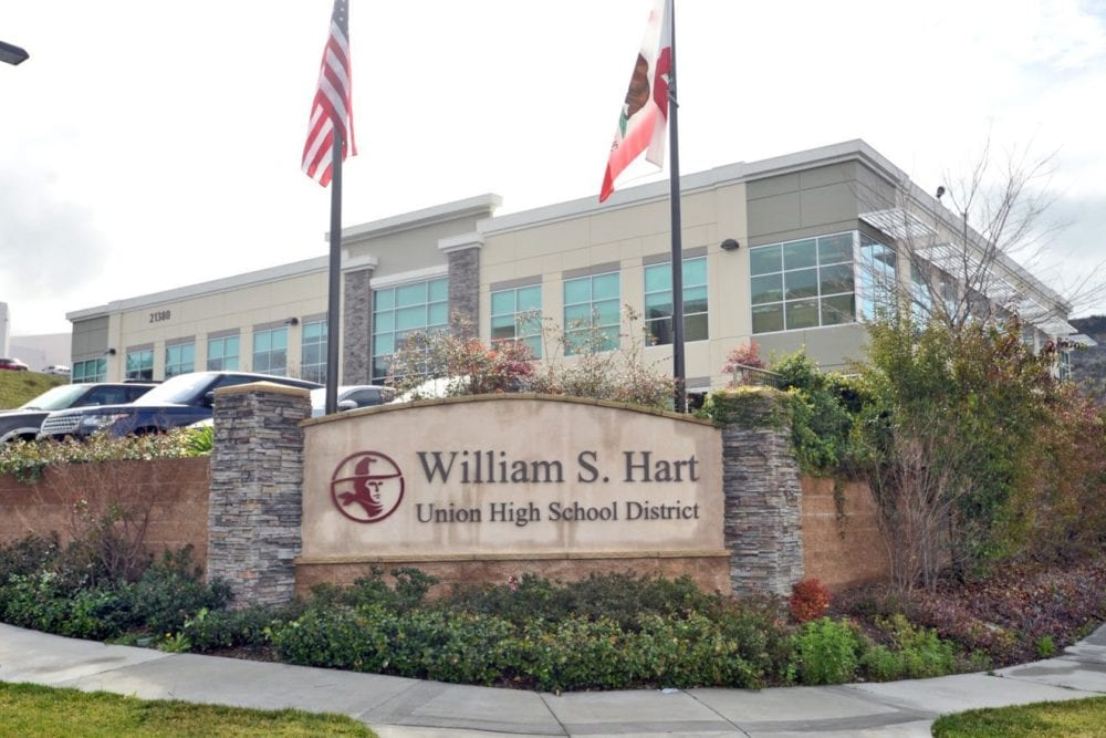 Hart District to discuss school safety officers, contracts and special education
