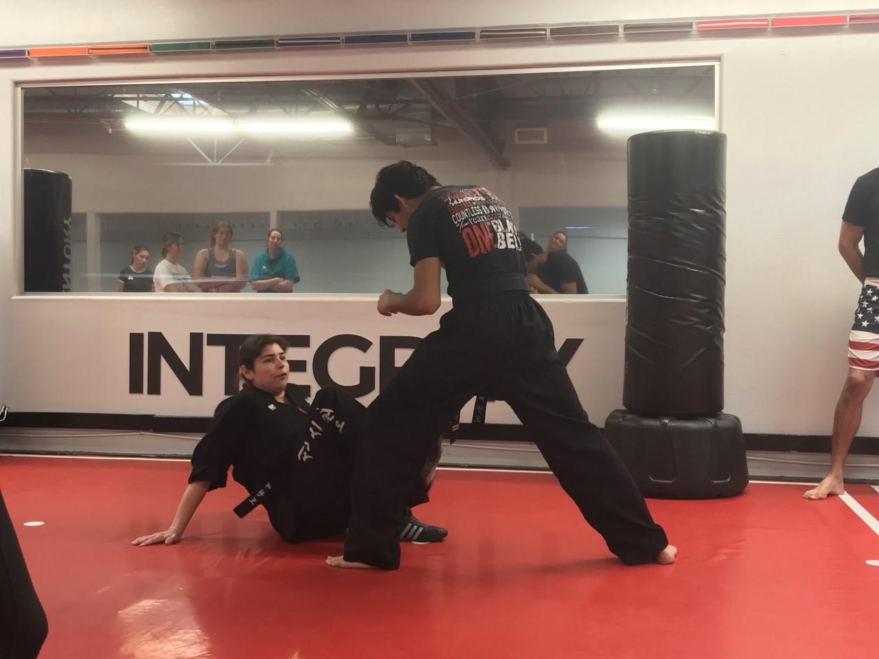 Shin's, QueerSCV lead course in self defense