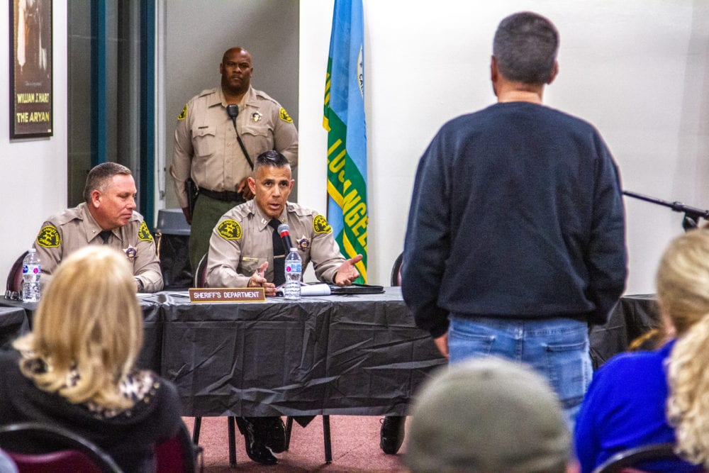 Oversight Commission hears praise for captain, need for mental health resources