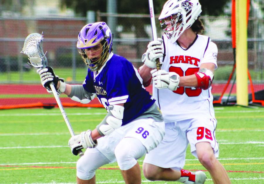 Lacrosse sees big push in Santa Clarita