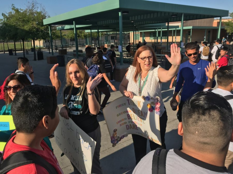 La Mesa launches no-phone policy