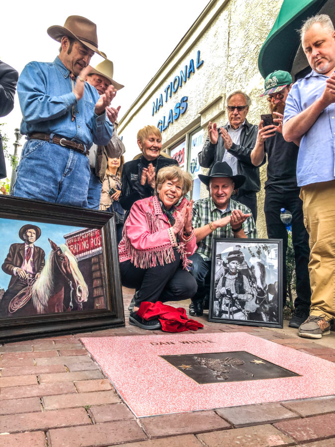 Three Western legends inducted into Walk of Western Stars