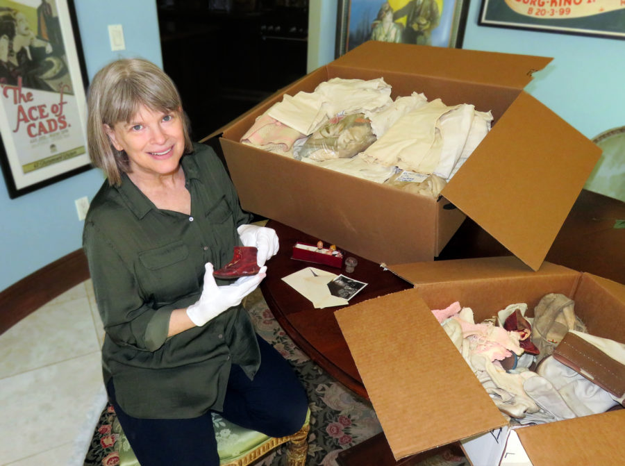 William S. Hart's mementos donated to SCV Historical Society