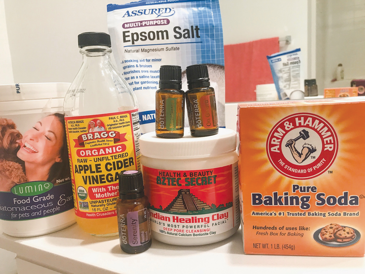Natural remedies found right in your own home – Santa