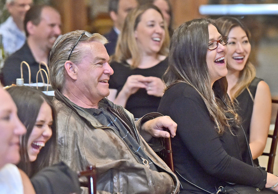 Local realtors host comedy night to benefit cancer patients