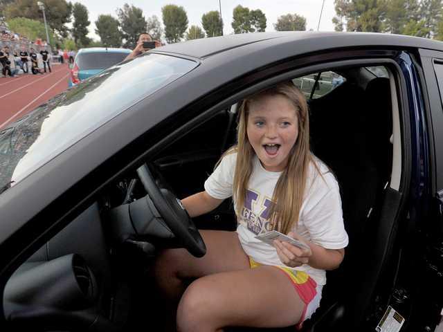 Hart District announces date of AutoNation for 'Hart Wheels' Student Car Giveaway