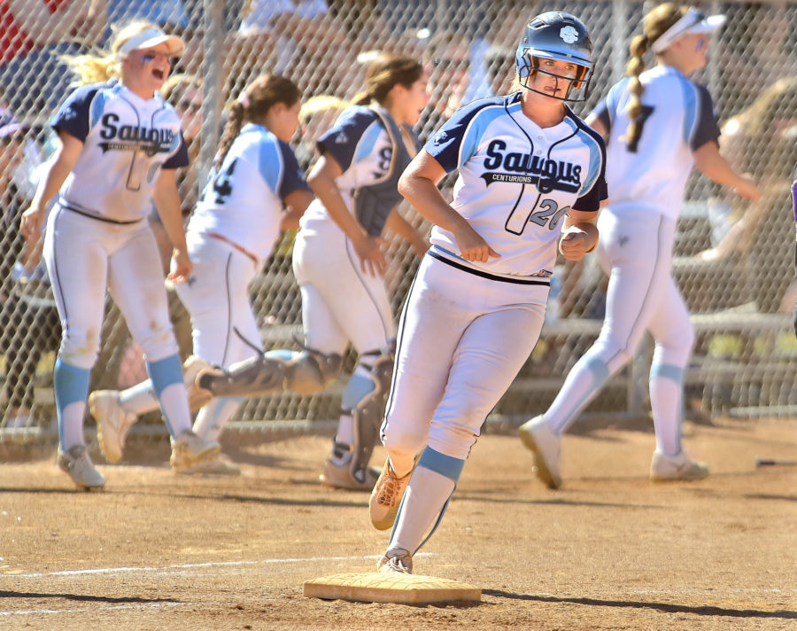 Saugus softball duo brings home All-Foothill League honors