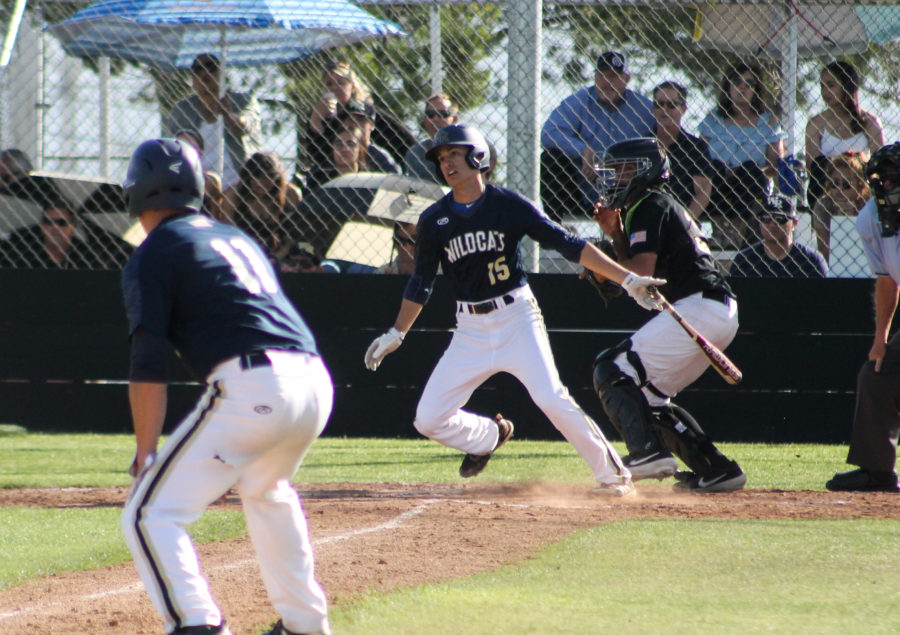 West Ranch baseball finishes in second in the Foothill League with win over GV