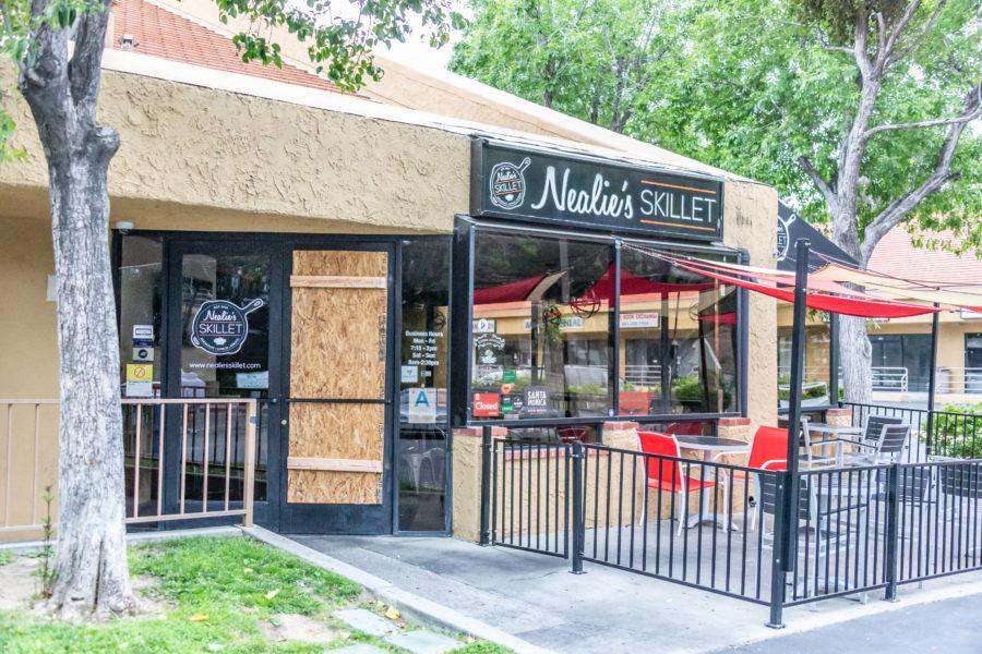 UPDATE: Nealie's Skillet burglary suspect spotted by restaurant owner, apprehended