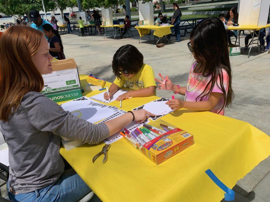 Students Matter club passes kindness onto kids