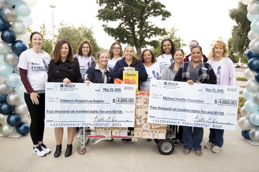 PDC employees raise funds for local nonprofits with annual walk