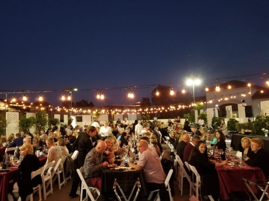 Wine on the Roof …  Dine on the Roof location changes