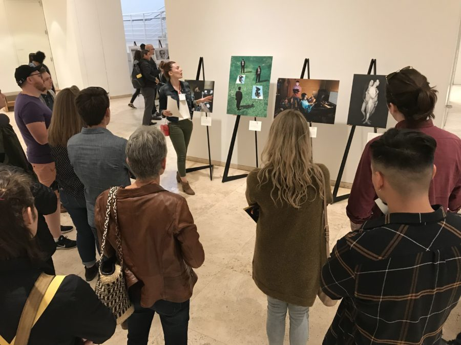 College of the Canyons students showcase work at the Getty museum