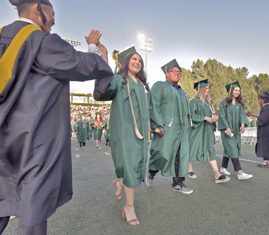 Canyon High School graduates class of 2019